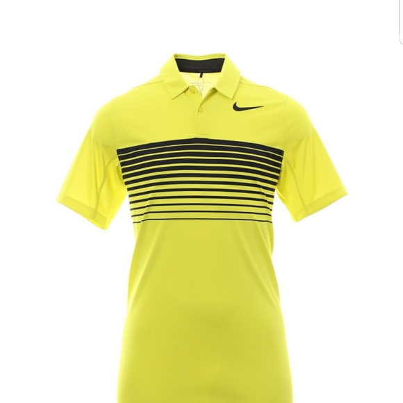 904e64a09 Nike Mobility Speed Stripe Standard Fit Golf Shirt